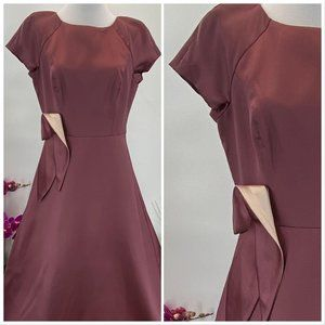 Evening Gown NWT Kay Unger Dusty Rose